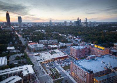 Aerial midtown 117