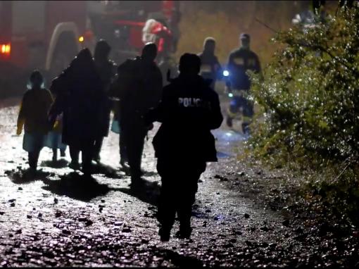 Southern Europe Refugee Crisis